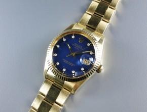 ref.15037 14K Yellow Blue