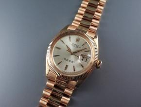 ref.1601/5 Pink Silver