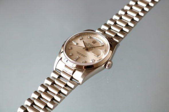 ref.18206 Platinum Diamond