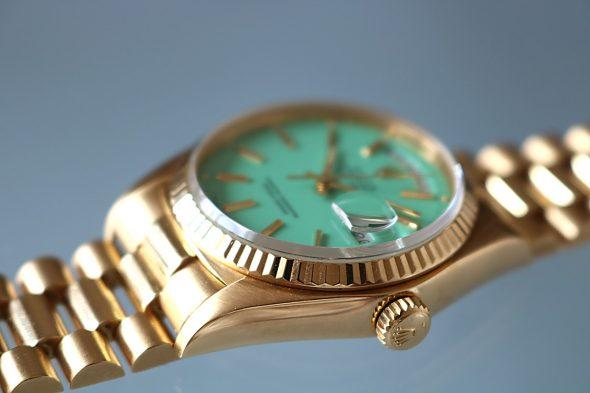 ref.18038 Yellow Turquoise