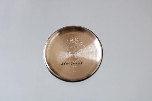 ref.6332 Steel すり鉢ダイヤル