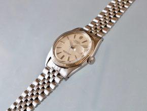 ref.6605 Steel Texture dial