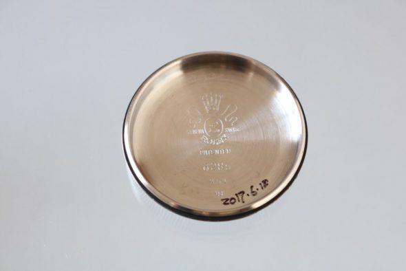 ref.6284 Steel  すり鉢ダイヤル