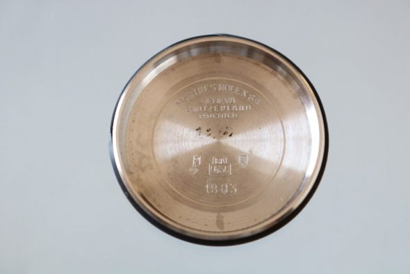 ref.1803/9 White グレーダイヤル