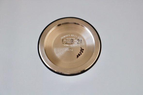 ref.6424 Steel グレーダイヤル