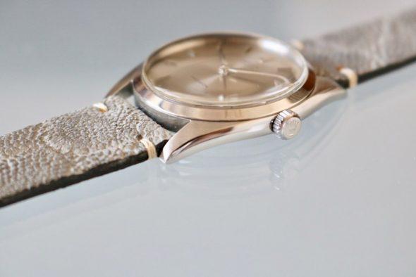 ref.6424 Steel Gray dial