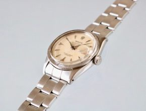 ref.6535 SS Oyster perpetual