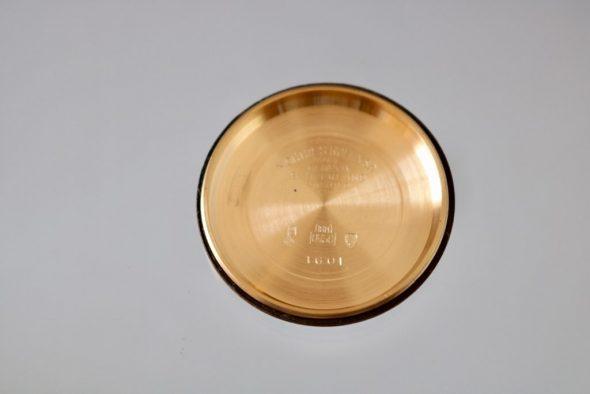 ref.1600/8 Yellow Gray dial
