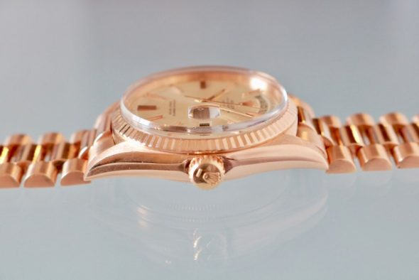 ref.1803/5 Pink Early dial