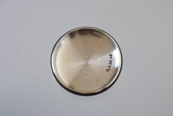 ref.6352 Steel 黒ワッフル