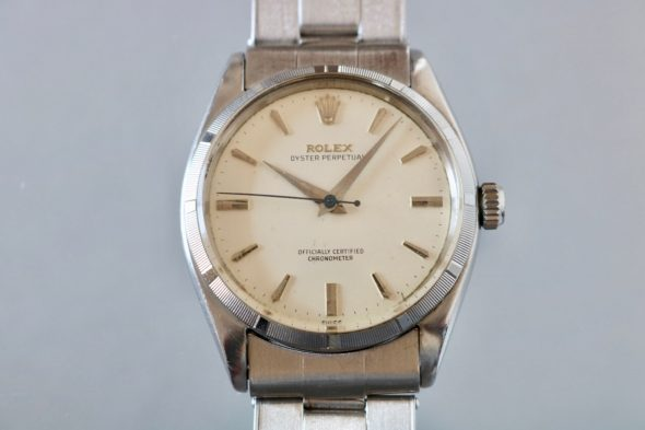 ref.6565 Steel Pearl white