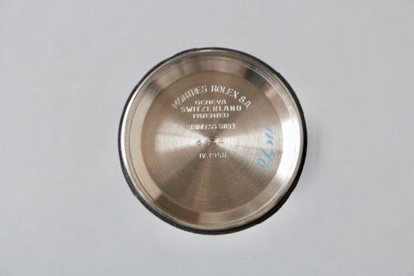 ref.6534 Steel パーペチュアルデイト