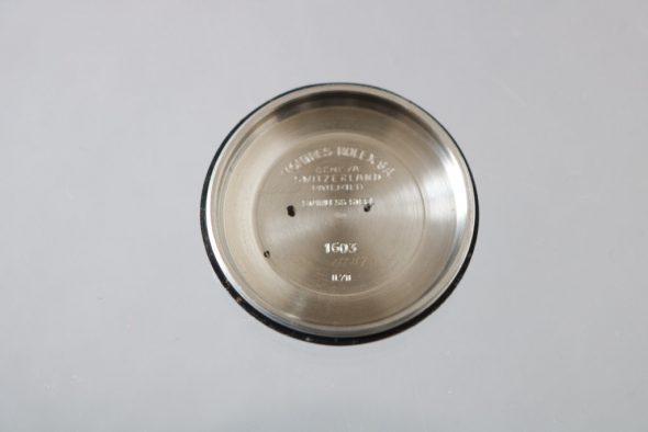 ref.1603 Steel Wideboy